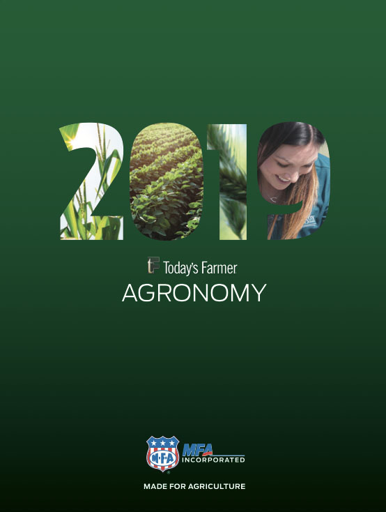 2019 MFA Agronomy Guide is now available at MFA affiliates