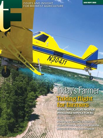 August/September Today's Farmer magazine