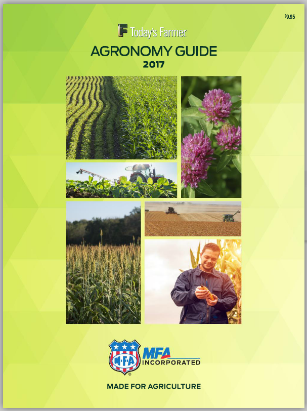 2017 Agronomy Guide Released